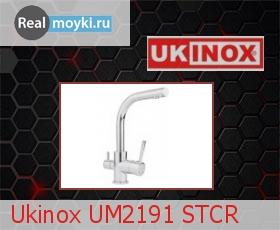 Кухонный смеситель Ukinox UM2191 STCR