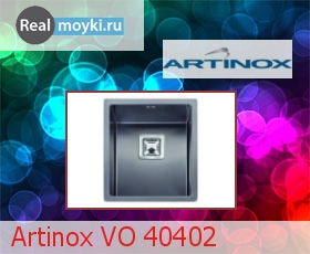 Кухонная мойка Artinox BO 40402 (VO 40402)