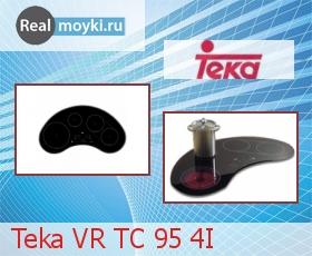 Варочная поверхность Teka VR TC 95 4I
