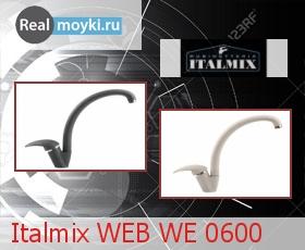 Кухонный смеситель Italmix WEB WE 0600