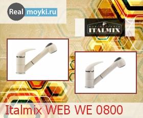 Кухонный смеситель Italmix WEB WE 0800