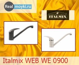 Кухонный смеситель Italmix WEB WE 0900