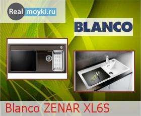 Кухонная мойка Blanco Zenar XL 6 S